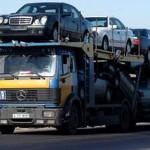 Ввоз иностранных автомобилей «с пробегом» увеличился вдвое