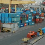 Грузооборот порта Таллин за 9 месяцев 2015 г. упал на 21%, международные перевозки грузов