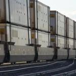 Контейнерные ж/д перевозки в России в 2014 году вырастут на 6%