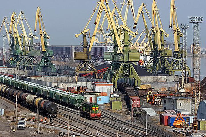 Грузооборот ОАО «Морской порт