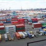 Загрузка мощностей контейнерного терминала Санкт-Петербург достигла 100%