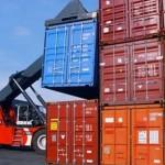 Объем международных контейнерных перевозок в 2015 году вырос на 2,3%