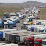 Украина усиливает контроль перегруза автотранспорта на входе в порты