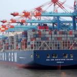 В СПб - международные контейнерные перевозки автомобильным транспортом