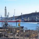 Контейнерооборот российских портов Дальневосточного бассейна - динамика за январь-октябрь