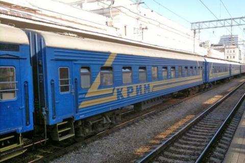 Крымская железная дорога в 2016 году перейдет в федеральное управление