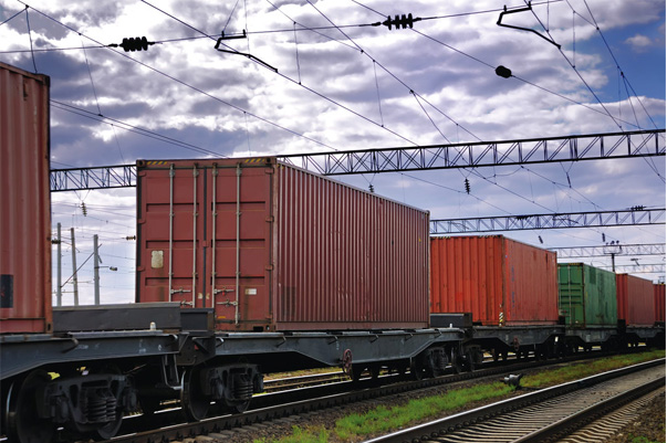 Перевозка контейнеров по сети РЖД за 9 месяцев 2015 года упала на 9%, компания международных перевозок