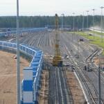 ОАО «Российские железные дороги» в 2014 году дополнительно выделит на развитие подходов к порту Усть-Луга 5 млрд руб