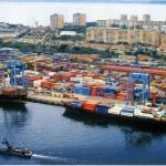 Грузооборот порта Высоцк за 10 месяцев сократился на 3%