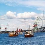 Грузооборот порта Приморск в январе-сентябре сократился на 16%