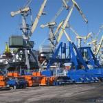 """ООО """"Порт Высоцкий"""" в январе-ноябре увеличило перевалку угля на 50,6%"""