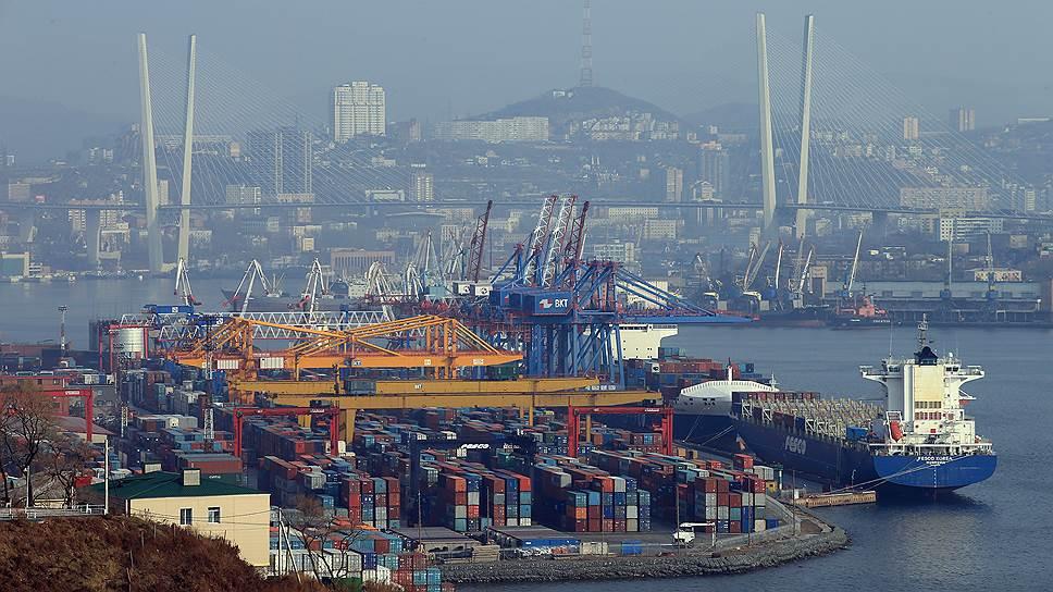 Свободный порт Владивосток увеличит ВРП. Компания международных перевозок