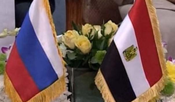 Товарообмен между РФ и Египтом в прошлом году вырос на 86%
