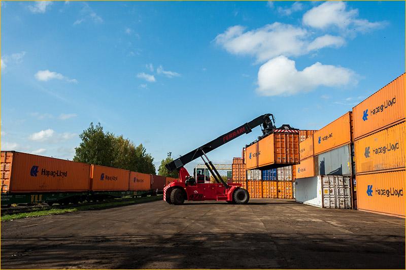 Карельская таможня: регулярные транзитные перевозки в Китай начались, таможенное оформление грузов