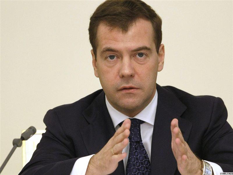 Медведев создал новую подкомиссию по импортозамещению