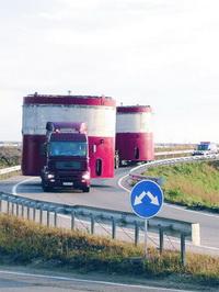 автомобильные международные грузоперевозки негабаритных грузов