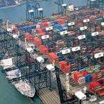 Контейнерооборот порта Гонконг за 11 месяцев 2015 г. упал на 8,9%