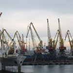 Речные порты Украины за 10 месяцев сократили грузооборот на 41,6%