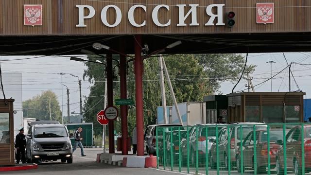 Россия введет санкции против Украины с 1 января, международные перевозки грузов