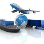 Динамика грузоперевозок на территории, международные перевозки грузов
